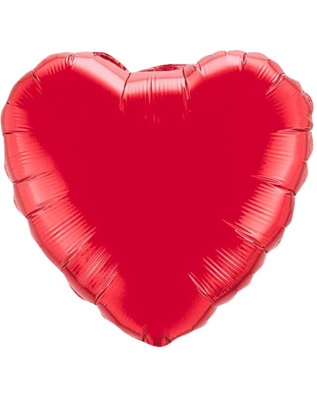 Ruby Red Heart-Sally Helmy - Egypt