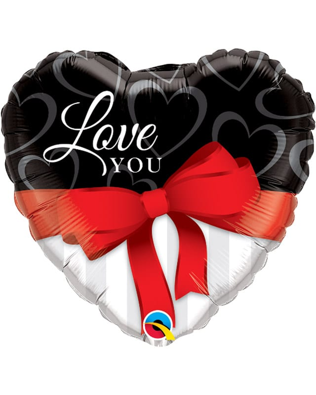 Love You Red Ribbon-Sally Helmy - Egypt