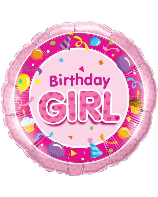 Birthday Girl (Pink)-Sally Helmy - Egypt