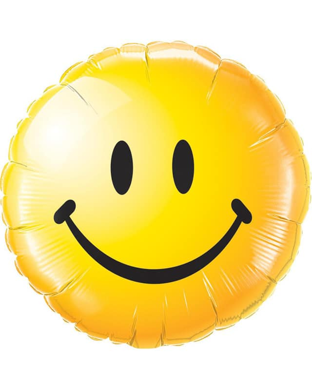 Smiley Face (Yellow)-Sally Helmy - Egypt