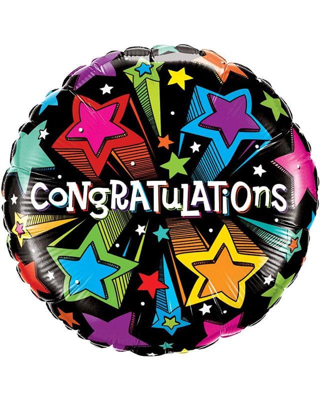 Congratulations Shooting Stars-Sally Helmy - Egypt