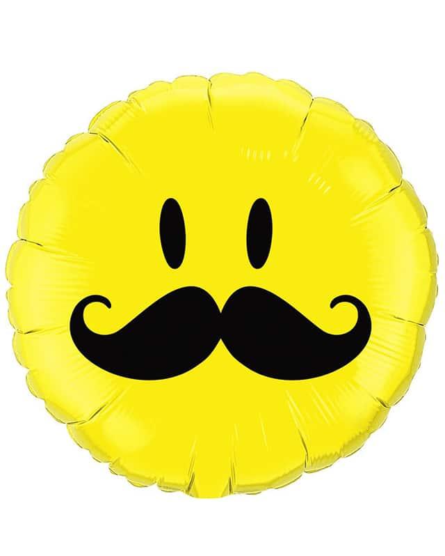 Smile Face Moustache-Sally Helmy - Egypt