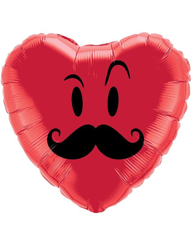 Mr. Mustache-Sally Helmy - Egypt