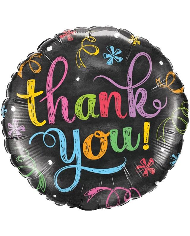 Thank You Chalkboard-Sally Helmy - Egypt