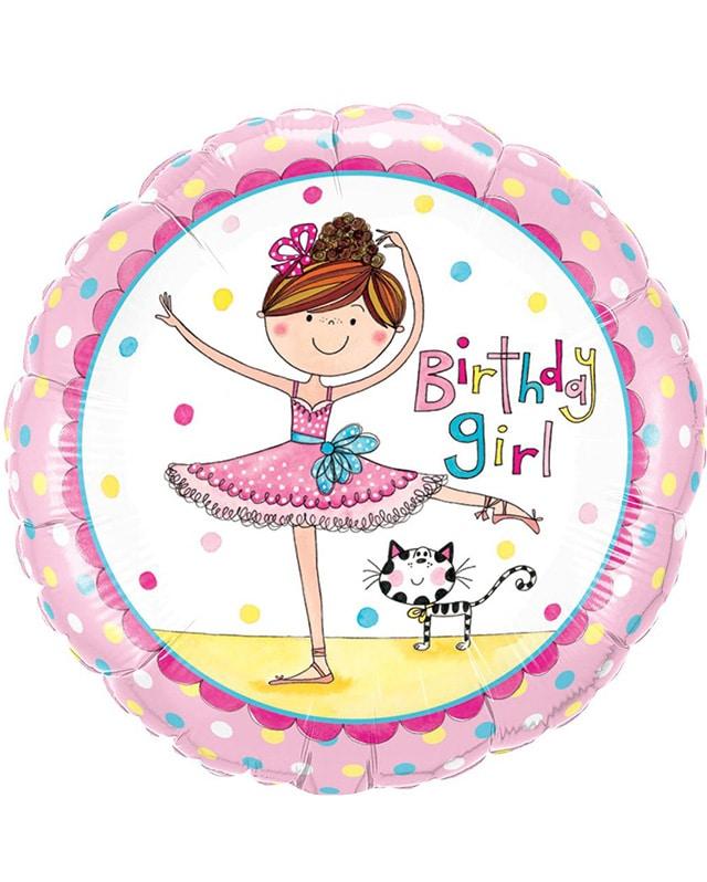 Birthday Girl Ballerina-Sally Helmy - Egypt