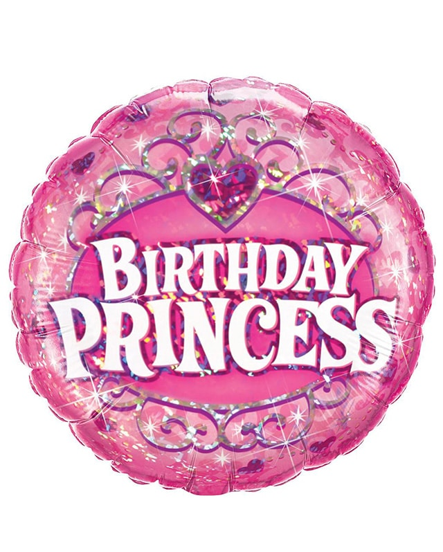 Birthday Princess-Sally Helmy - Egypt