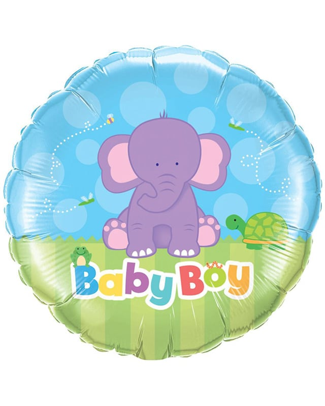 Baby Boy Elephant-Sally Helmy - Egypt