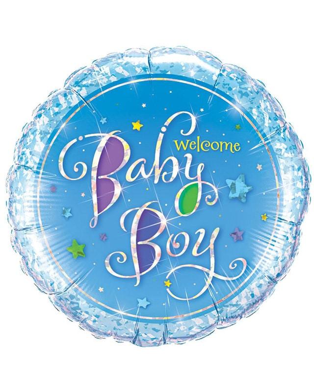 Welcome Baby Boy Stars-Sally Helmy - Egypt