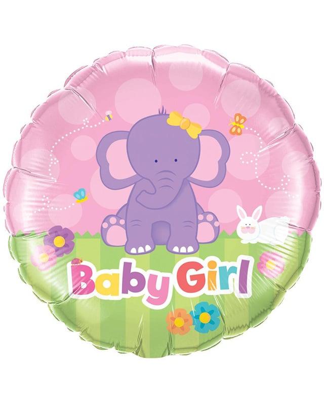 Baby Girl Elephant-Sally Helmy - Egypt