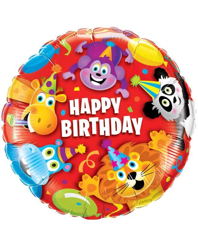 Birthday Party Animals-Sally Helmy - Egypt