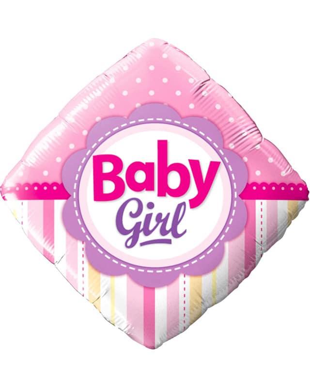 Baby Girl Dots & Stripes-Sally Helmy - Egypt