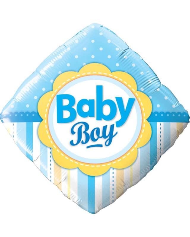 Baby Boy Dots & Stripes-Sally Helmy - Egypt