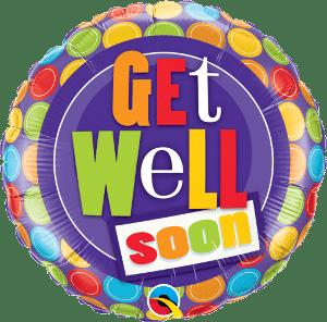 Get Well Dot Patterns-Sally Helmy - Egypt