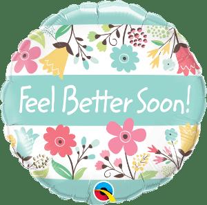 Feel Better Soon! Floral-Sally Helmy - Egypt