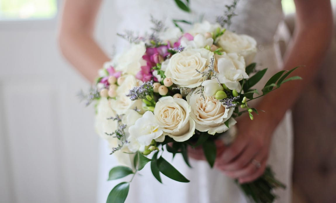 Your guide to the perfect Bridal Bouquet-Sally Helmy - Egypt