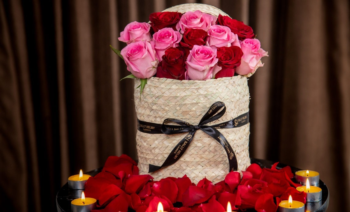 The Story of Valentine's Day and The Perfect Bouquet to Get-Sally Helmy - Egypt