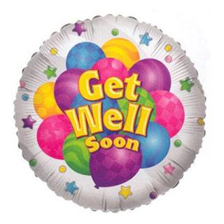 Get Well Soon-Sally Helmy - Egypt